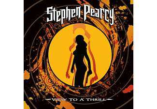 Stephen Pearcy - View To A Thrill (Gatefold/Black/180 Gramm) - (Vinyl)