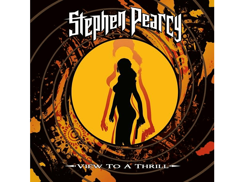 Stephen Pearcy - VIEW TO A THRILL [Vinyl]