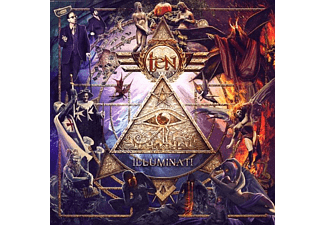Ten - ILLUMINATI - (CD)