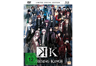 K - Missing Kings - (Blu-ray + DVD)