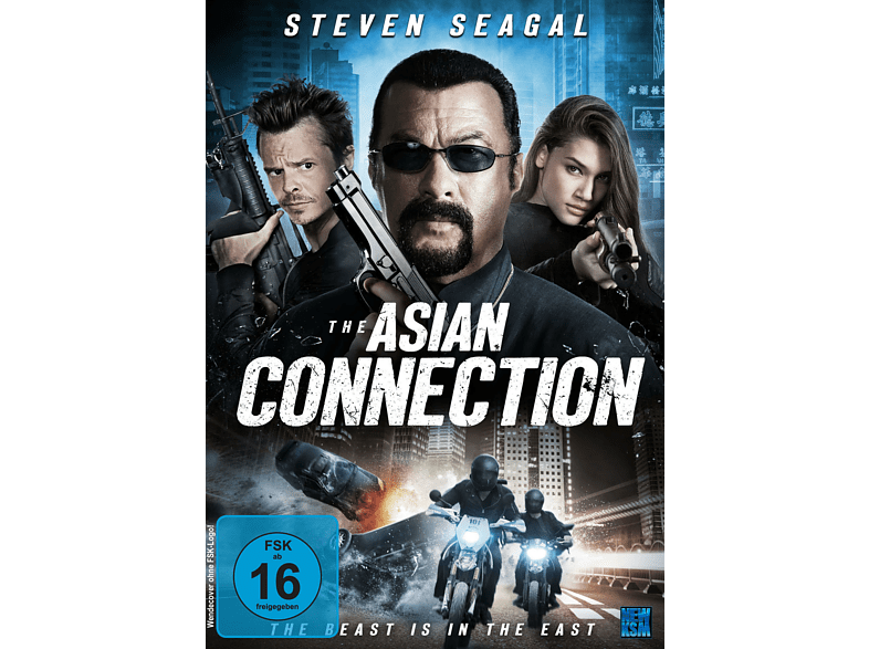 The Asian Connection [DVD]