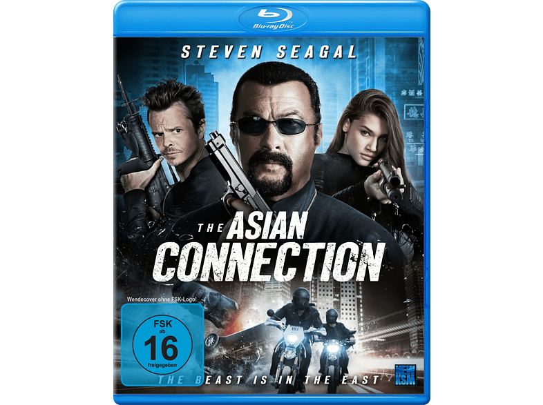 The Asian Connection [Blu-ray]