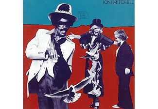 Joni Mitchell - Don Juan's Reckless Daughter - (CD)