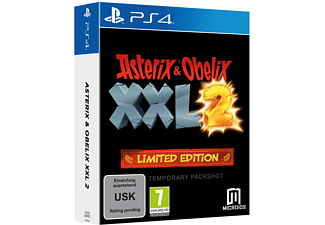 Asterix & Obelix XXL2 - Limited Edition - PlayStation 4