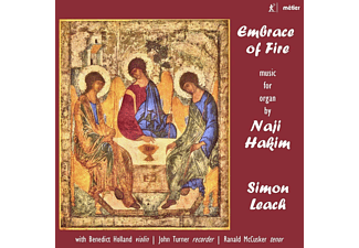 Simon Leach, Benedict Holland, John Turner, Ranald Mccusker - Embrace of Fire - (CD)