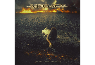 Negacy - Escape From Paradise - (CD)