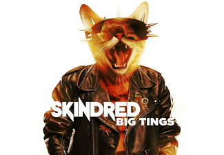 Skindred - Big Tings - (Vinyl)