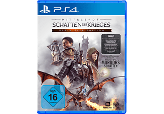 Mittelerde: Schatten des Krieges Definitive Edition - PlayStation 4
