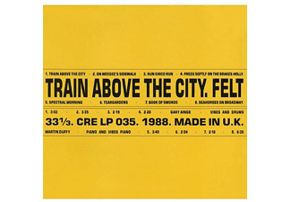Felt - Train Above The City (Remastered Gatefold Edt.) - (Vinyl)