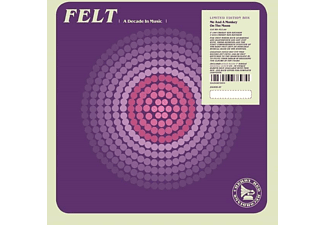 Felt - Me And A Donkey On The Moon (Remast.CD+7'' Box) - (CD)
