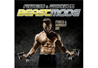 Fitness & Workout Mix - Fitness & Workout: Beast Mode - (CD)