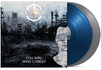 Solar Fake - You Win.Who Cares? (Ltd.Coloured 2LP+MP3) - (LP + Download)