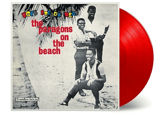 The Paragons - On The Beach (ltd rotes Vinyl) - (Vinyl)