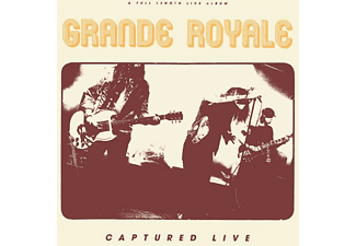 Grande Royale - Captured Live - (CD)