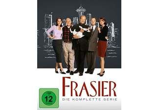 Frasier-Die komplette Serie (Replenishment) - (DVD)
