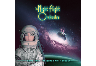 The Night Flight Orchestra - SOMETIMES THE WORLD.. - (CD)