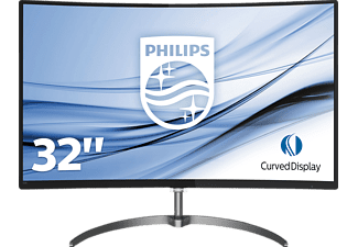 PHILIPS 328E8QJAB5 31.5 Zoll Full-HD Monitor (5 ms Reaktionszeit, FreeSync, 60 Hz)