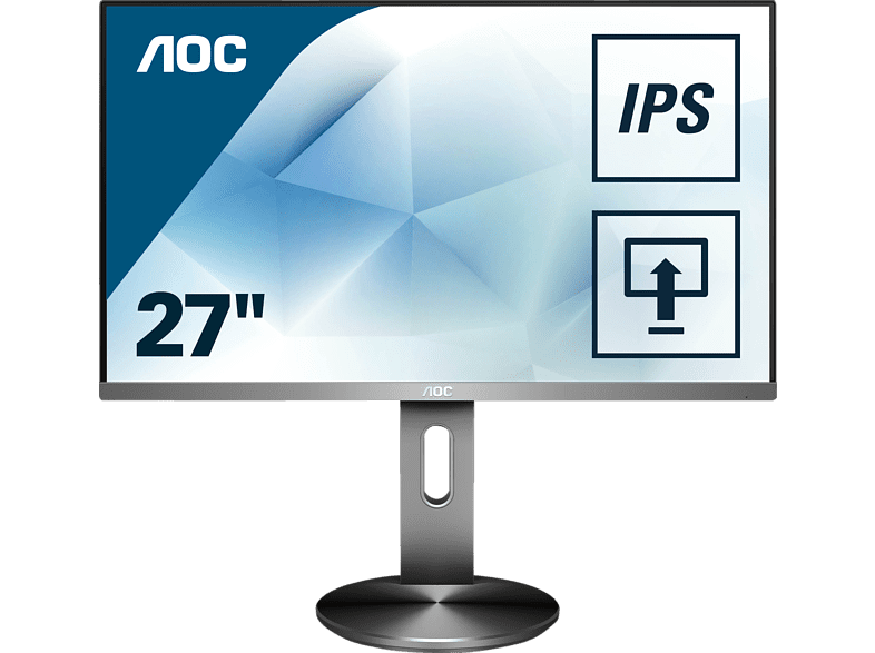 AOC  I2790PQU/BT Full-HD Office Monitor (4 ms Reaktionszeit, 60 Hz) | 04038986186032