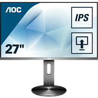 AOC I2790PQU/BT  Full-HD Office Monitor (4 ms Reaktionszeit, 60 Hz)