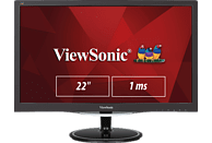 VIEWSONIC VX2257  Full-HD Monitor (1 ms Reaktionszeit, 75 Hz)