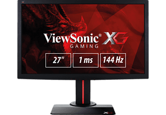VIEWSONIC XG2702 27 Zoll Full-HD Monitor (1 ms Reaktionszeit, 144 Hz)