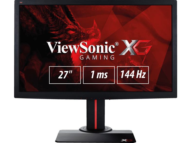 VIEWSONIC XG2702  Full-HD Monitor (, 144 Hz)