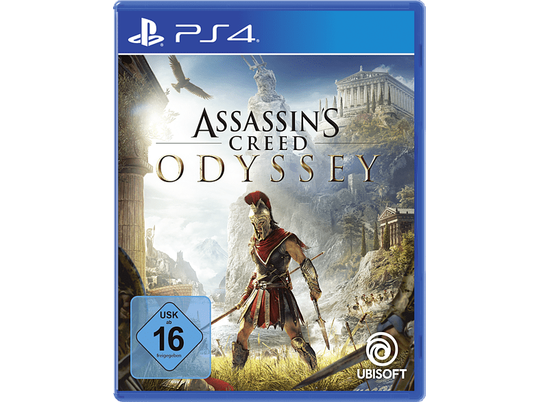Assassin´s Creed Odyssey [PlayStation 4]