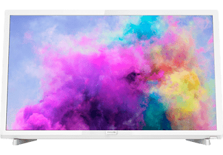 "TV LED 24""- Philips 24PFS5603/12, Full HD, Pixel Plus HD, TDT 2, Satélite, Blanco"