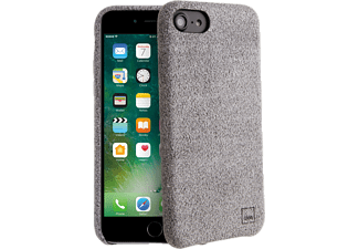 UNIQ Cover Feltro Silvassa iPhone 7 / 8 Grijs (107209)