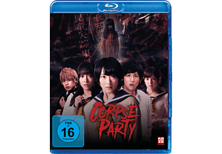 Corpse Party - Live Action Movie - (Blu-ray)