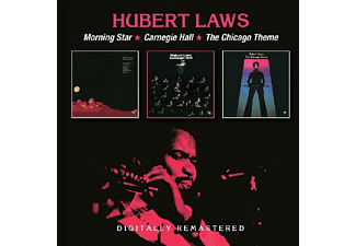 Hubert Laws - Morning Star/Carnegie Hall/Chicago Theme - (CD)