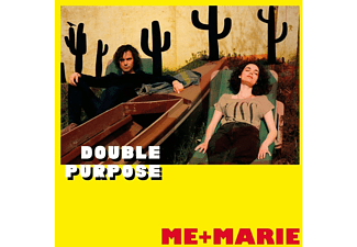 Me+Marie - Double Purpose - (CD)