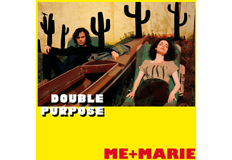 Me+marie - Double Purpose - (Vinyl)
