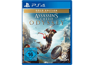 Assassin's Creed Odyssey - Gold Edition - PlayStation 4