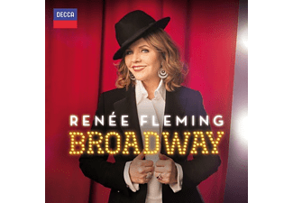 Renée Fleming, Rob Fisher, BBC Concert Orchestra - Broadway - (CD)