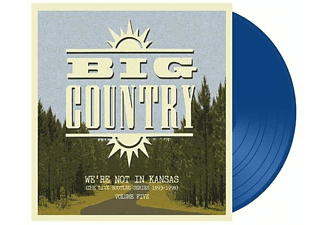 Big Country - We're Not In Kansas Vol.5 - (Vinyl)