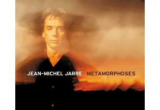 Jean-Michel Jarre - Metamorphoses - (CD)