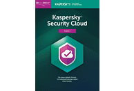 Kaspersky Security Cloud Family Edition 20 Geräte (Code in a Box)