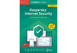 Kaspersky Internet Security Upgrade (Code in a Box) (FFP)