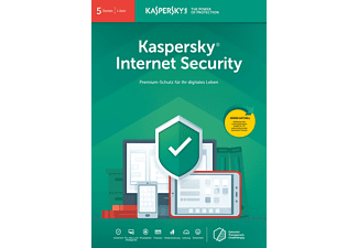 Kaspersky Internet Security 5 Geräte (Code in a Box) (FFP)