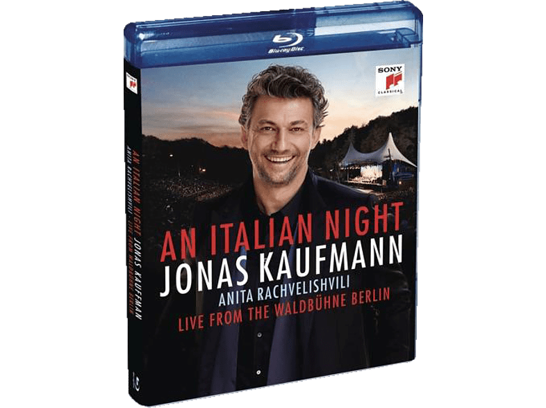 Jonas Kaufmann, Anita Rachvelishvili, Rundfunk-sinfonieorchester Berlin - An Italian Night-Live from the Waldbühne Berlin [Blu-ray]
