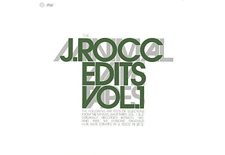 J-rocc - MINIMAL WAVE EDITS VOL. ONE - (Vinyl)