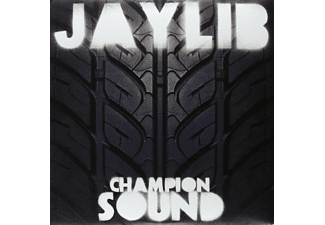 Jaylib - Champion Sound - (Vinyl)