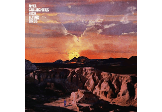 Noel Gallagher's High Flying Birds - If Love Is The Law - (Vinyl)