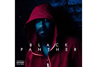 Jalil - Black Panther - (CD)