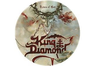 King Diamond - House of God - (Vinyl)