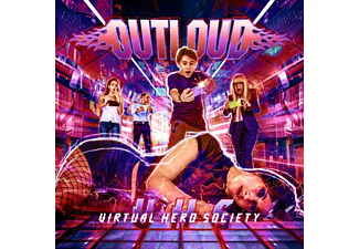 Outloud - Virtual Hero Society - (CD)
