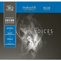 Reference Sound Edition - Great Voices (U-HQCD) [CD]