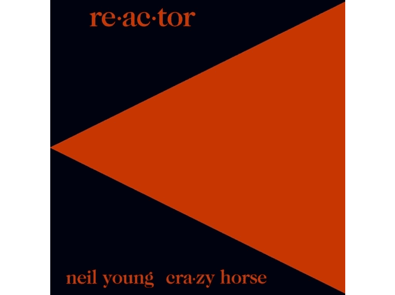 Neil Young, Crazy Horse - Re-ac-tor [Vinyl]