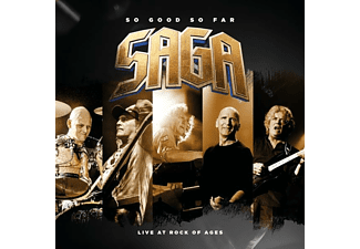 Saga - So Good So Far - Live At Rock Of Ages - (DVD)